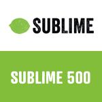 Sublime 500
